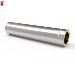 Rura Prosta Wentylacyjna L1000 FI 150/220