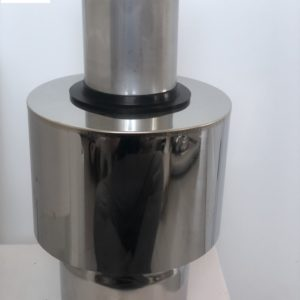 Zakończenie pionowe czerpnia powietrza FI 80/125