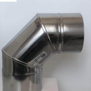 Kolano 90* FI 80/125