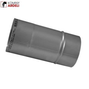Wkład Kominowy Rura Kwasoodporna 1,0mm 0,25m Fi 130
