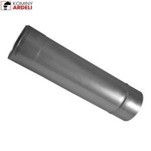 Wkład Kominowy Rura Kwasoodporna 1,0mm 0,5m Fi 130
