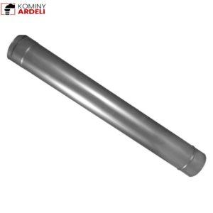 Wkład Kominowy Rura Kwasoodporna 1,0mm 1m Fi 130